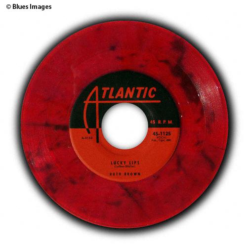 Ruth Brown - Lucky Lips - A New Love - Jim Dandy - Love Love Love